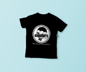 "The Suppliers Delivery ""Logo"" Tee"