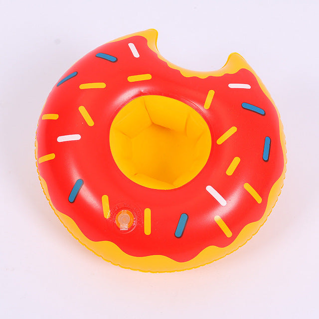 Mini Floating Inflatable Drink Holder