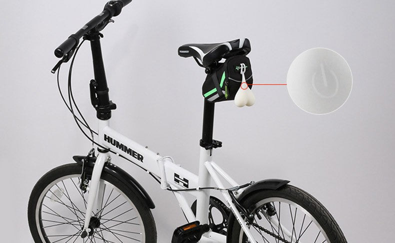 Cycling Balls Tail Silicone Light