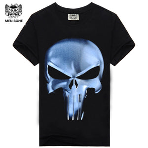 rock crime men t-shirts AC DC hip hop fashion heavy metal t shirt