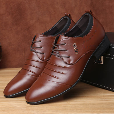oxfords formal leather shoes