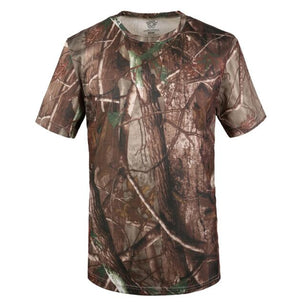 Tactical Camouflage T Shirt