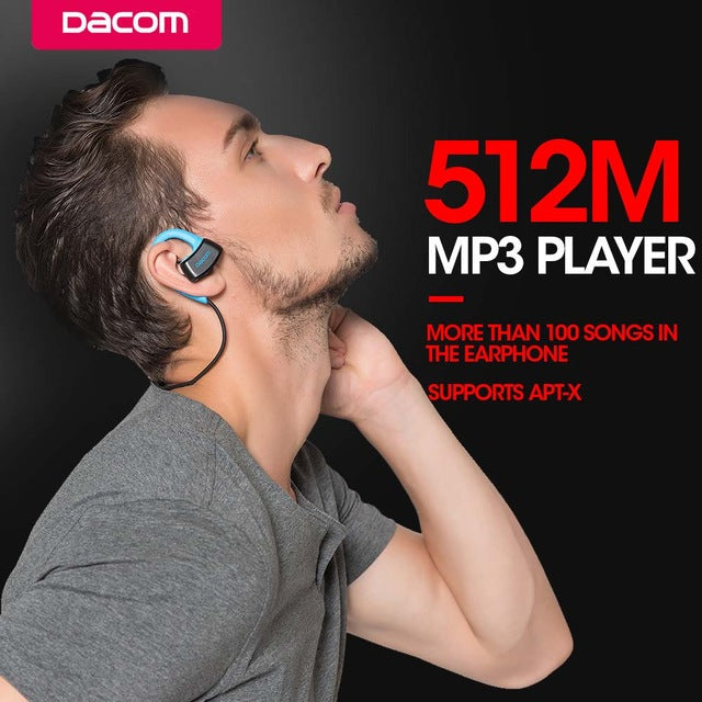 running ear headset