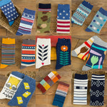 (Men and Women)Neutral Cotton Socks