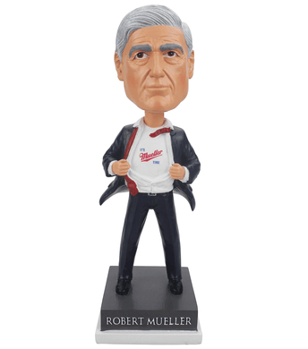 It's Mueller Time Bobblehead