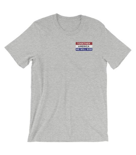 Grey Cory Booker T-Shirt