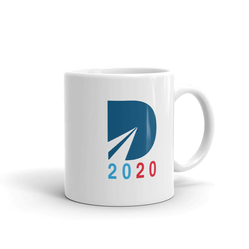 John Delaney 2020 Coffee Mug