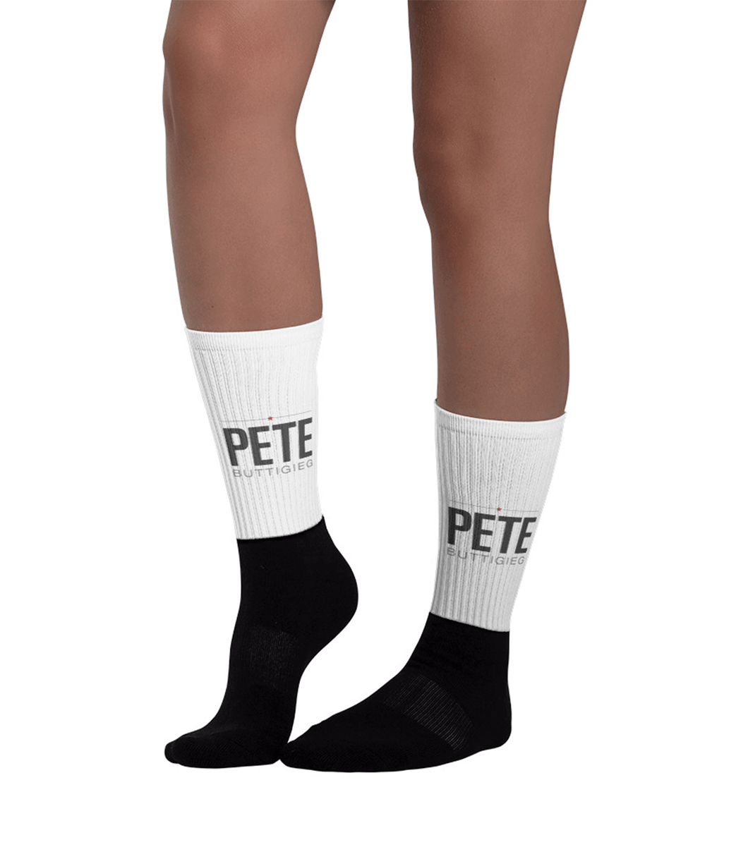 Pete Buttigieg Socks