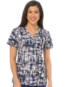 8413-ABEX 8413 IN-MOTION CLASSIC PRINT TOP
