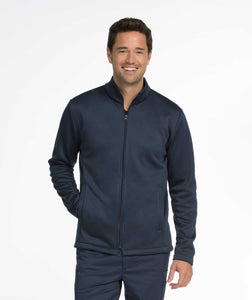 STYLE 8688 MEN'S MED TECH BONDED FLEECE JACKET