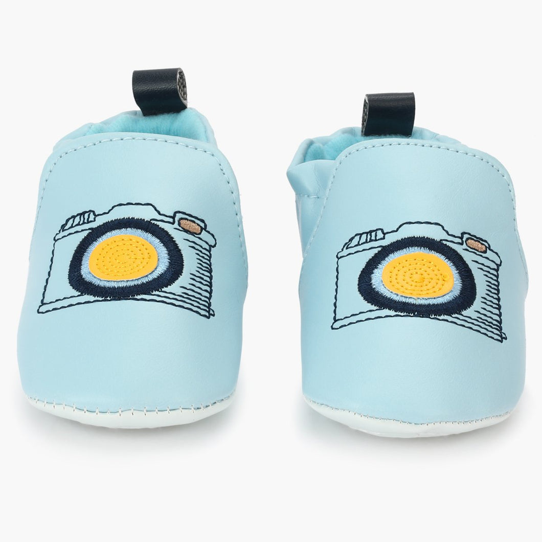 Juniors Embroidered Baby Booties