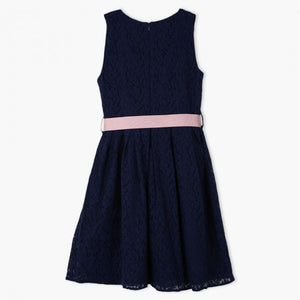 Posh Sleeveless Dress
