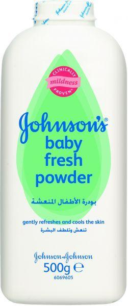 Johnson's Baby Fresh Powder 500 g