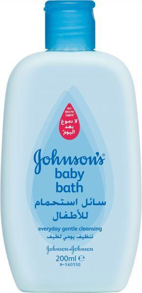 Johnson's Baby Bath 200 ml