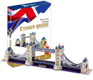CubicFun 3D Puzzle Tower Bridge (MC066H)