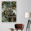 Image of Home Decor Wall Art: Don't Quit Your Daydreams