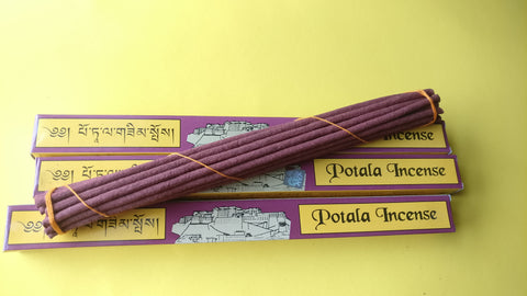 Large Potala Incense
