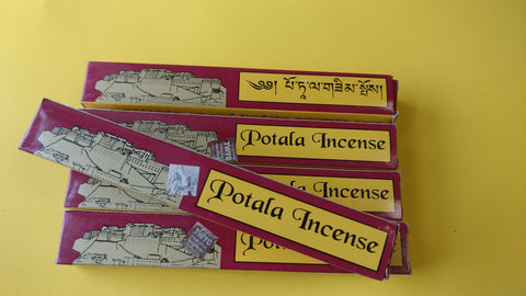 Small Potala Incense