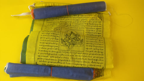 Tara Buddhist Prayer Flag