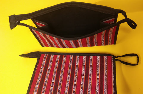 Zippered Cosmatic Bag
