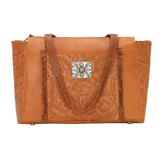 American West - Annie's Secret Zip Top Tote