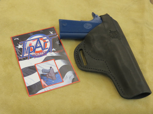 Impact Holster - Black Left Handed