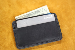 Stacked Card Wallet
