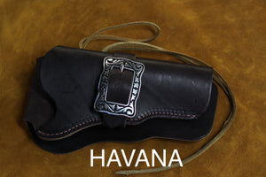 Western Hogleg Holster - Strong Side Carry