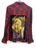 Ke$ha Flannel