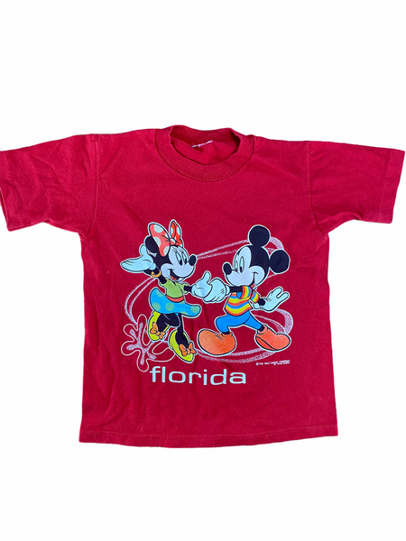 Vintage Mickey Florida Shirt