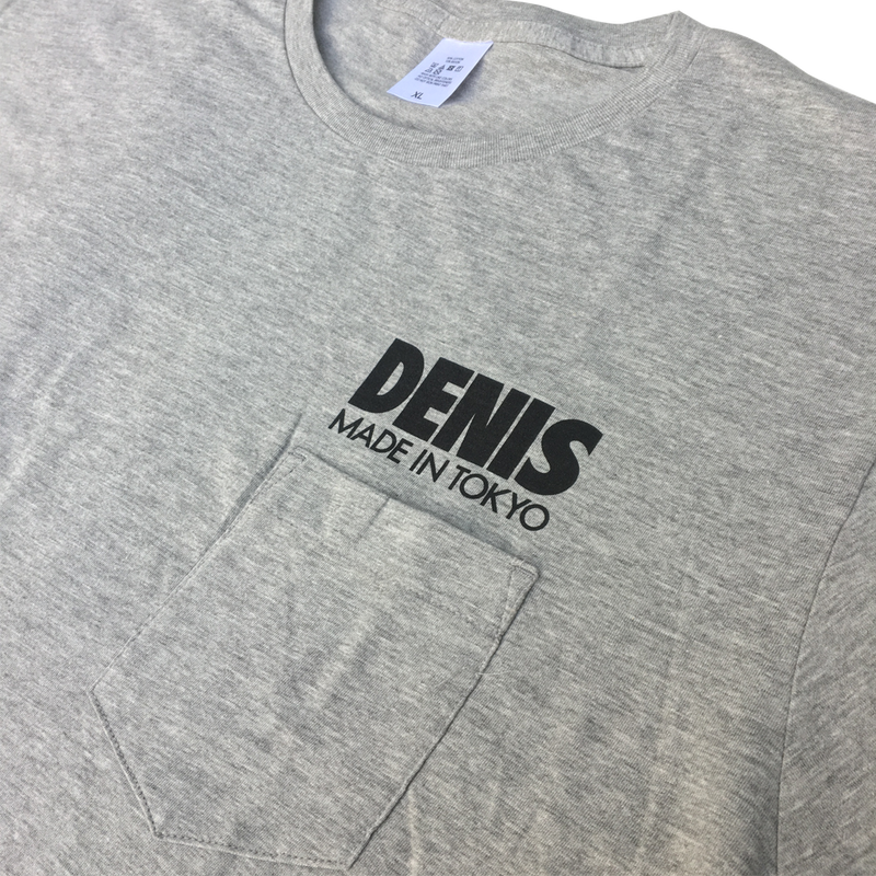 DENIS POCKET<br>Tシャツ