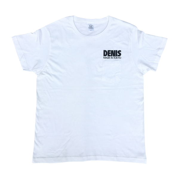 T-shirts<br>DENIS POCKET