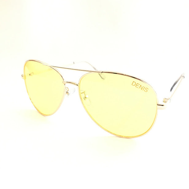 SUNGLASSES YELLOW LENS