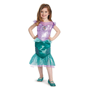Disguise girls Toddler Ariel Classic Costume  sc 1 st  Spoooktakular : toddler mermaid halloween costume  - Germanpascual.Com