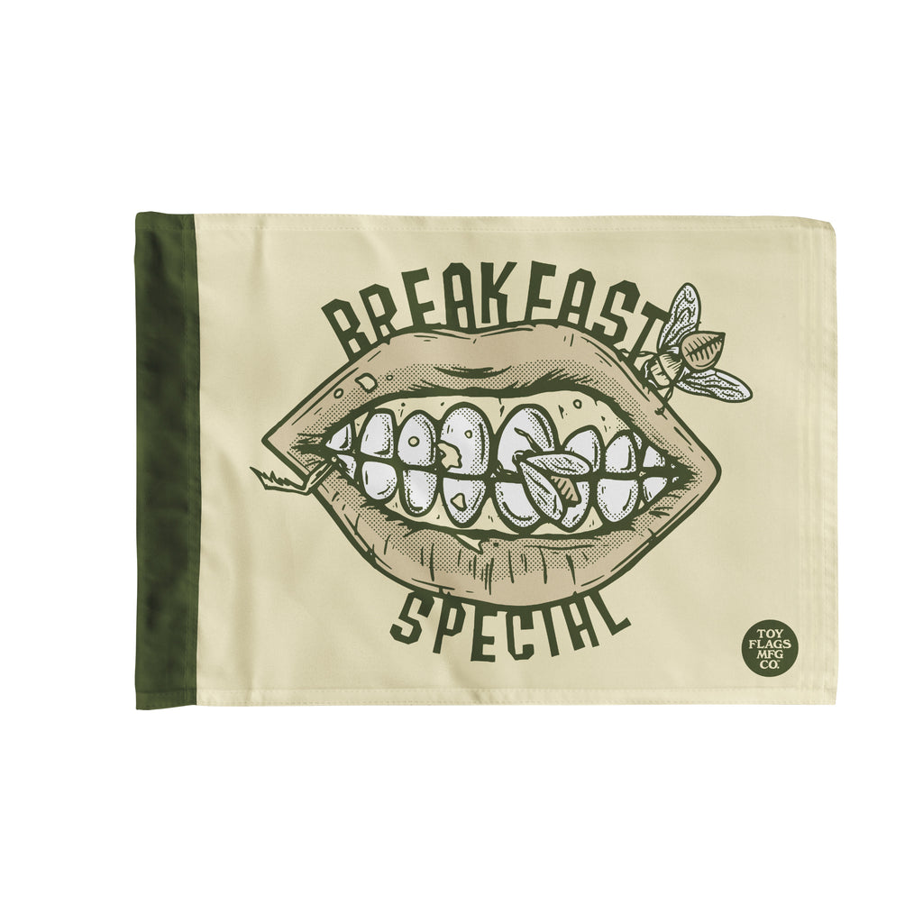 Breakfast Special Flag