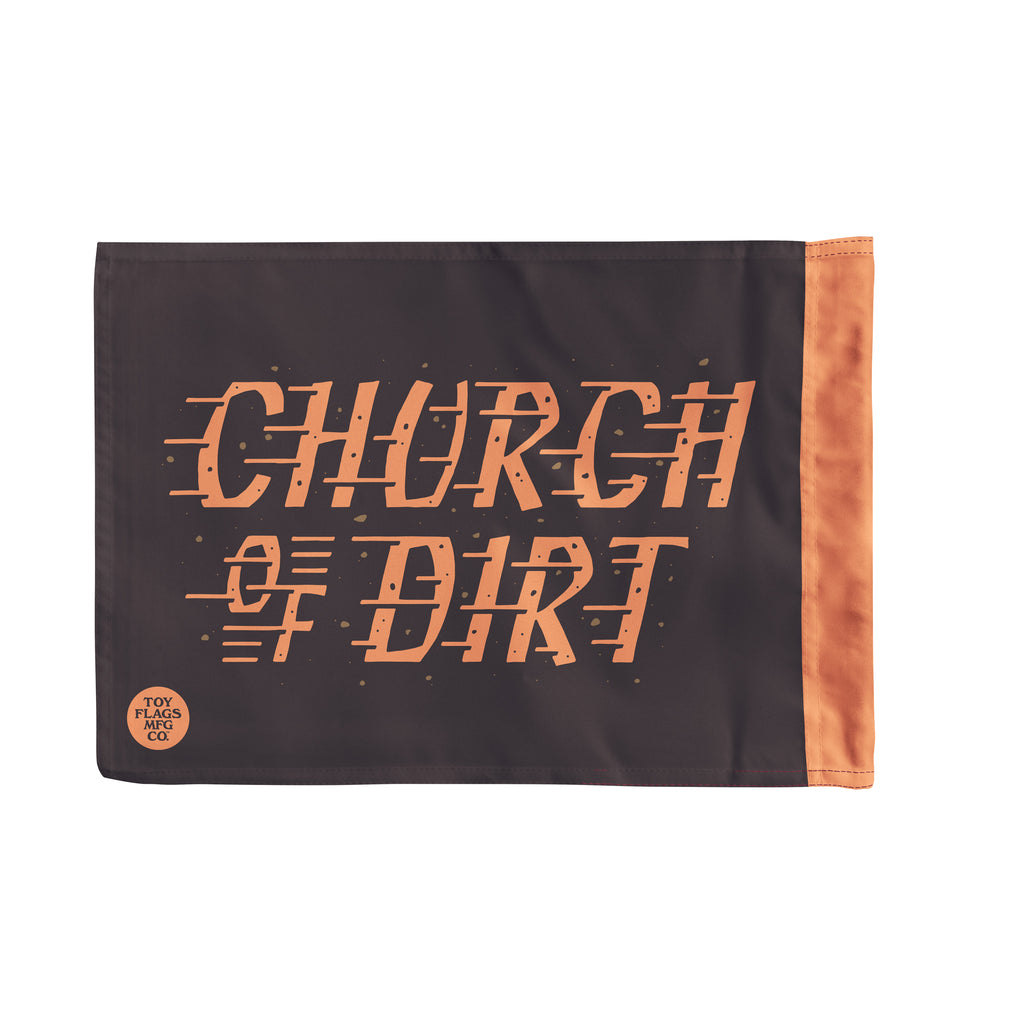 Church of Dirt Flag