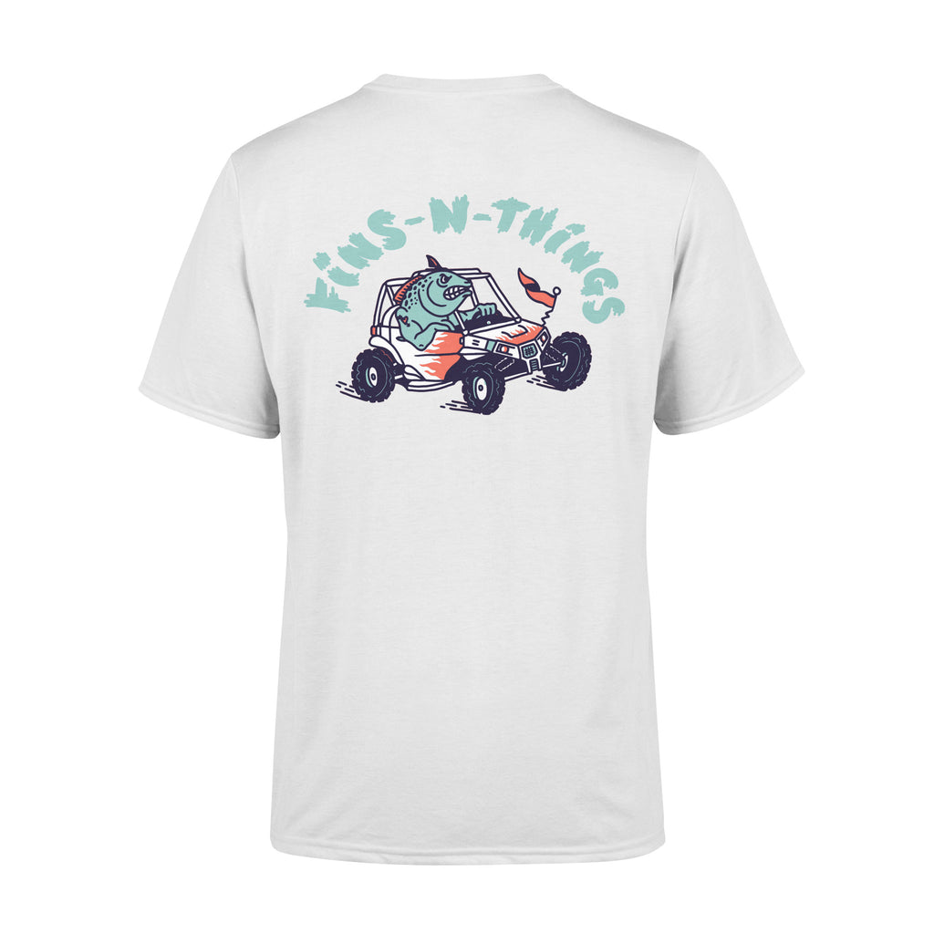 Fins N' Things Tee