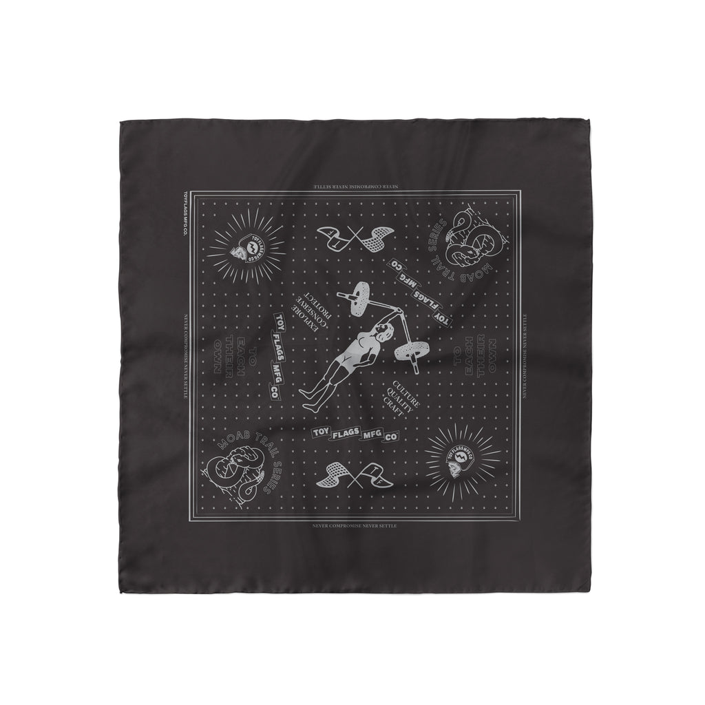 Moab Trail Series Bandana