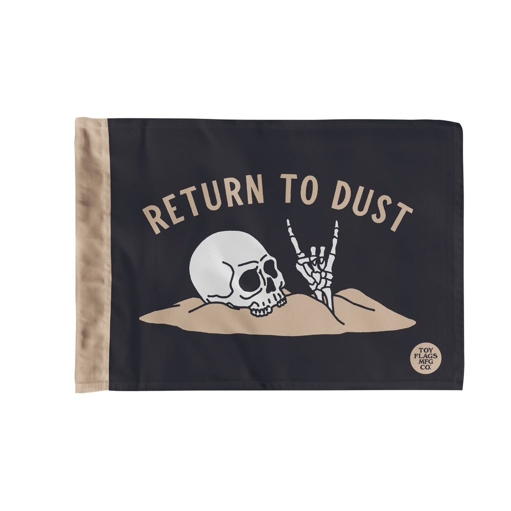 Return to Dust Flag