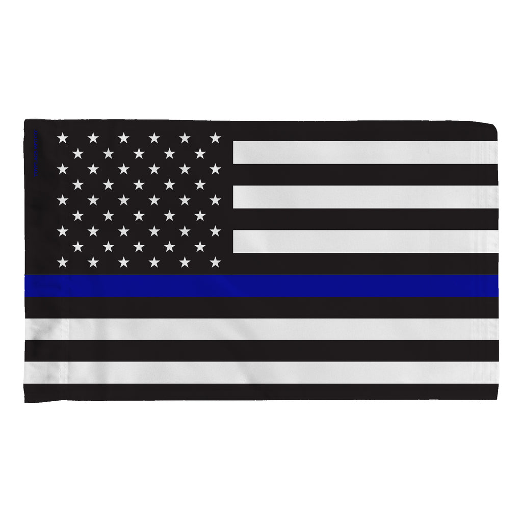 USA Thin Blue Line Flag