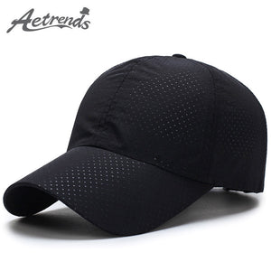 Breathable Baseball Cap