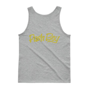 Push Boy Tank top (Back Print)