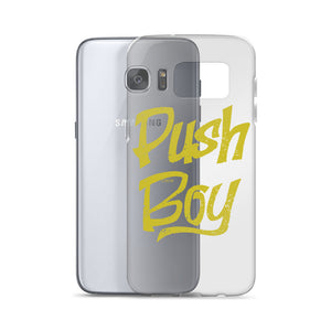 Push Boy Samsung Case