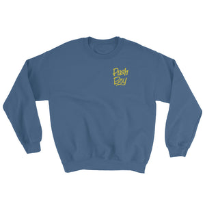 Push Boy Sweatshirt (Front Print)