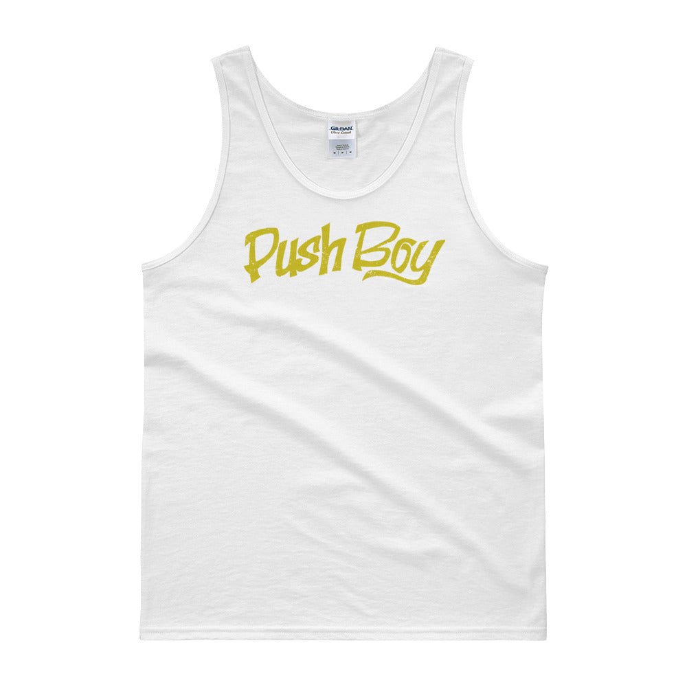 Push Boy Tank top (Front Print)