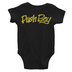 Infant Push Boy Bodysuit