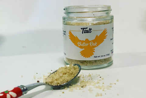 Tsalt Seasonings Butter Oak Risotto
