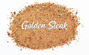 Tsalt Seasonings Golden Steak Rub