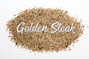 Tsalt - Golden Steak - Tsalt Seasonings Mongolian Salt