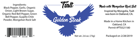 Golden Steak